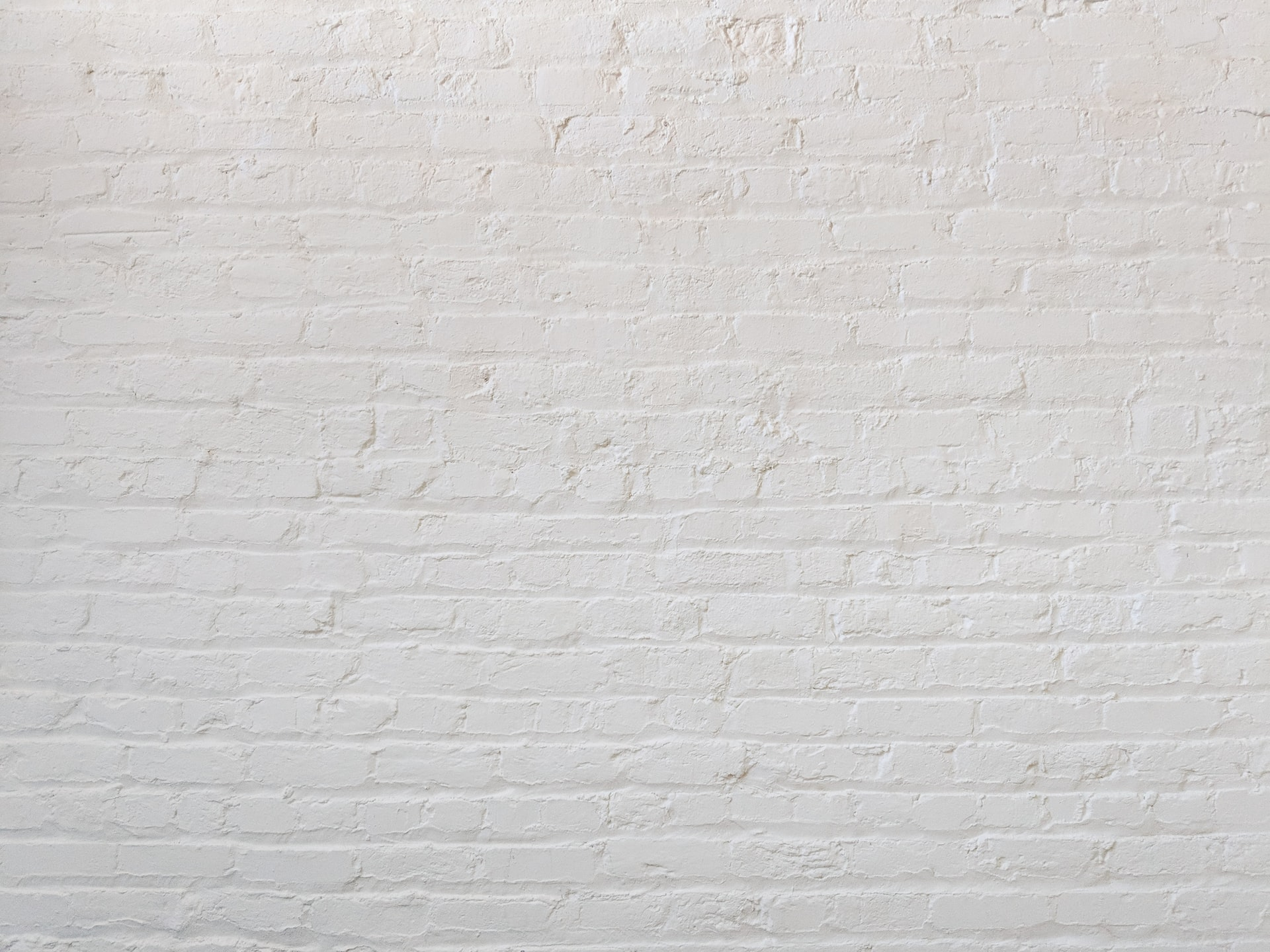 an image of a brick white wall